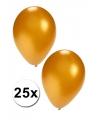 25 stuks party ballonnen goud