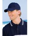 Basic baseball cap gekleurd