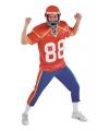 American Football speler verkleedkleding
