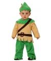 Baby Carnavalskleding Robin Hood