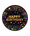 Bierviltjes in happy birthday thema