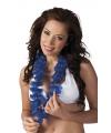 Blauwe hawaii slinger