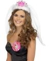 Vrijgezellen tiara Bride to Be