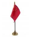 Vlaggen op standaard China