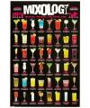 Kroeg poster cocktails
