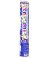 Party popper gekleurd 28 cm