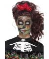Halloween schminkset Day of the Dead