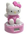 Hello Kitty cartoon wekker