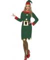 Kerstelf jurkje voor dames