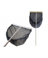Garnalennet zwart 40 cm