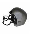 Rugby helm voor volwassenen grijs