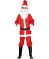 Kerstmannen outfit voor kinderen