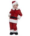 Kerstman kostuum voor peuters