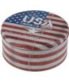 Amerika voorraadblik 17 cm