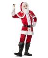 Kerstman kostuum voor heren