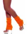 Oranje holland beenwarmers