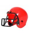 Rugby helm voor kinderen rood