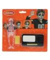Schmink set skelet