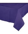 Tafelkleedje in de kleur paars