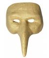 Venetiaans papier mache masker