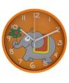 Kinder klok olifant oranje