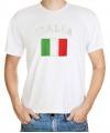 T-shirts van vlag Italie