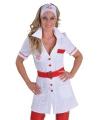 Verpleegster jurkje Dames