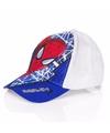 Kobalt blauwe petjes van Spiderman