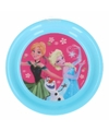 Frozen inderservies plastic bord 20cm