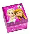 Roze doosje voor sieraden Frozen